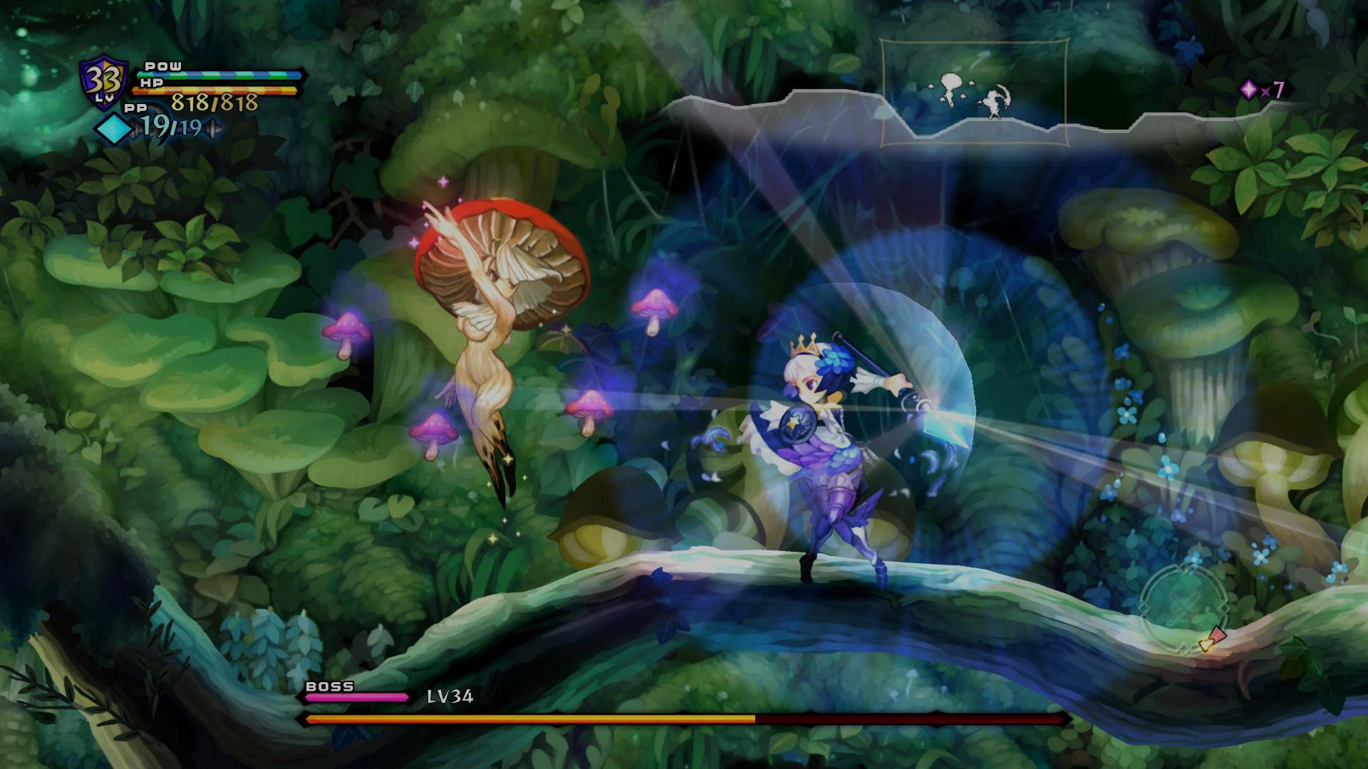 Odin Sphere Leifthrasir gameplay