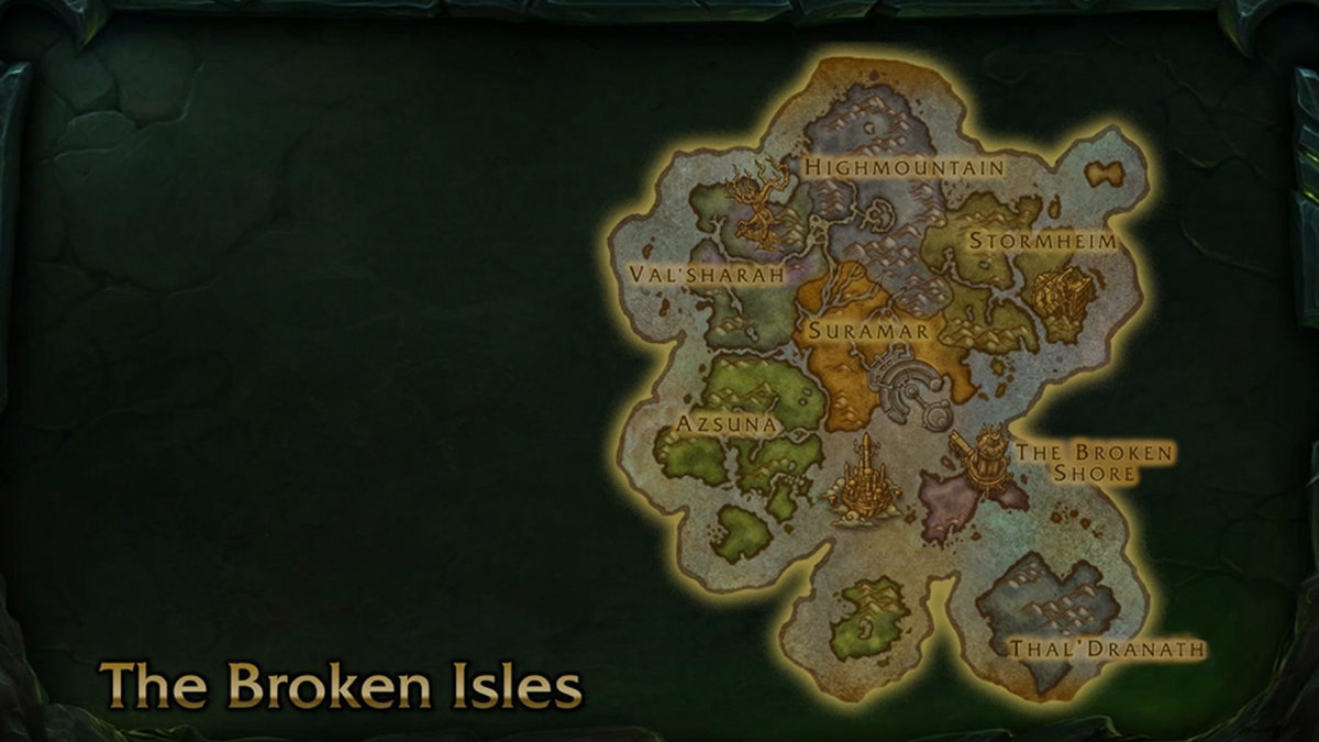 Legion New Locations