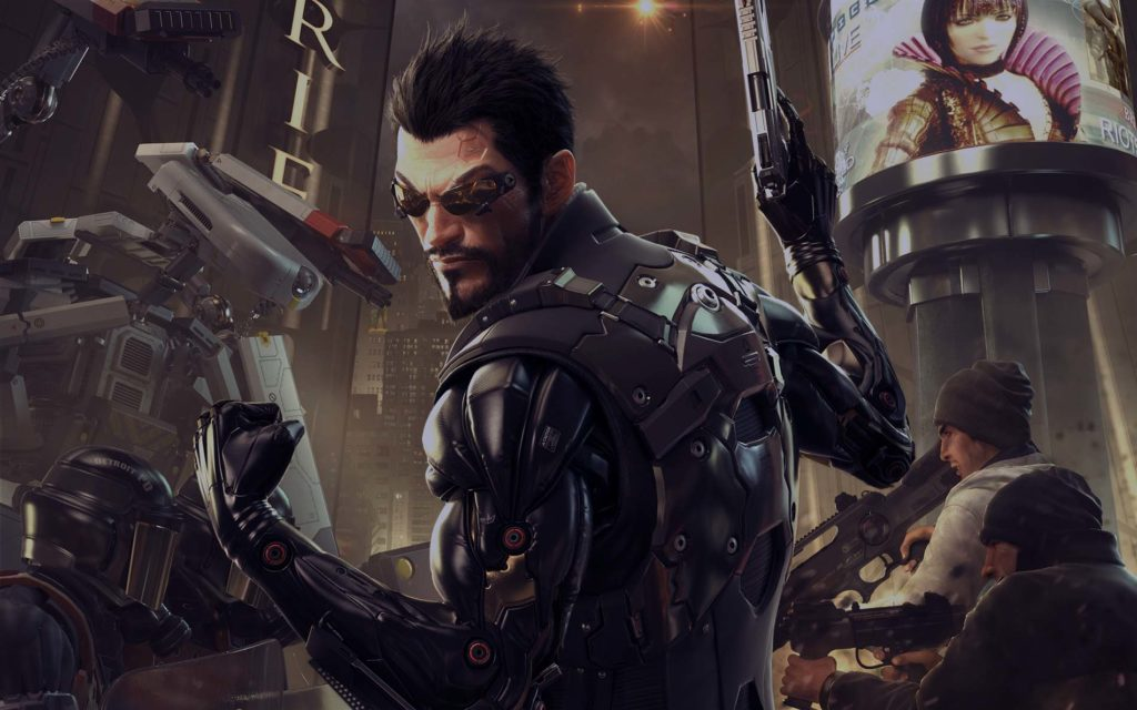 Deus-Ex: Mankind Divided review