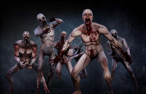 Killing Floor 2 monsters