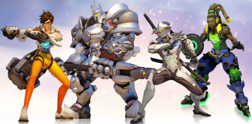 overwatch heroes for boosting